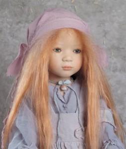 Aschenputtel - Cinderella doll by Annette Himstedt