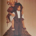 Bill's Journey Around The World book Annette Himstedt dolls