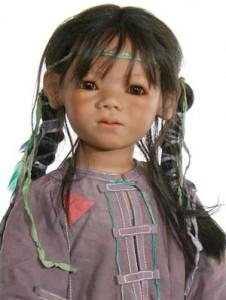 Tawni Annette Himstedt Puppen Kinder Doll